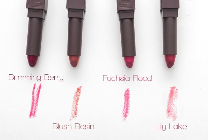 burts bees lipsticks