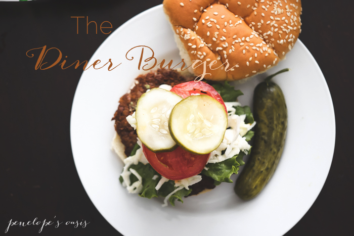 The Diner Burger