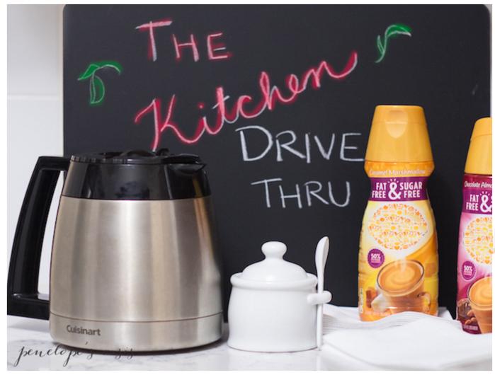 kitchen drive thru