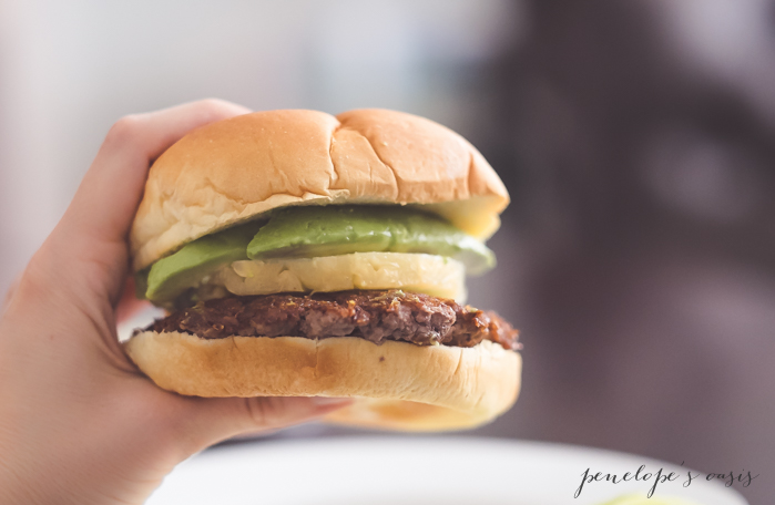 tasty unique burger toppings fixings