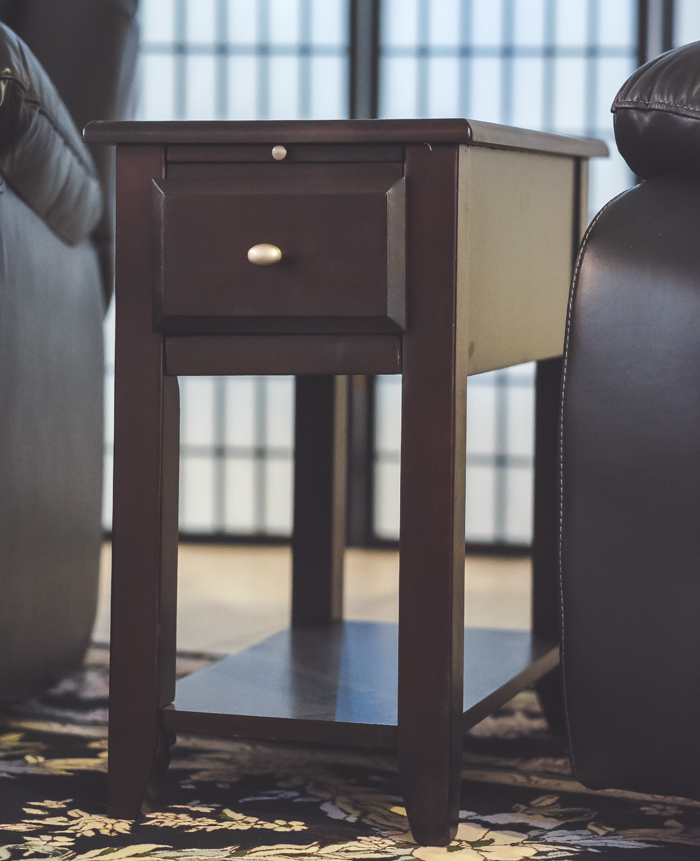 raymour chairside table