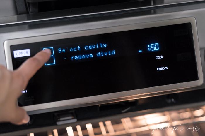 Samsung flex duo dual door range oven-6