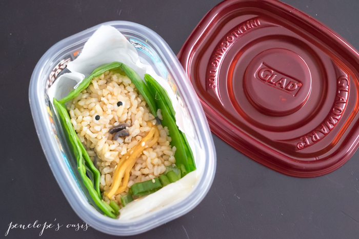 chewbacca healthy bento lunch star wars