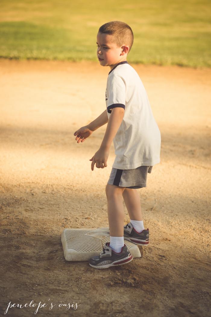 running around baseball diamong-10