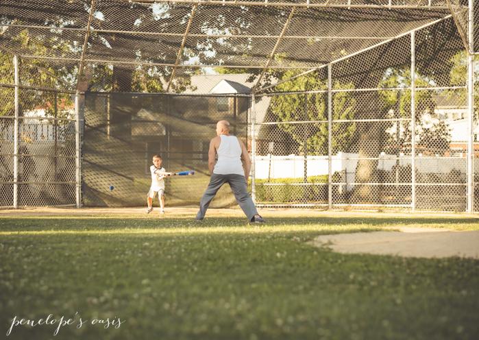 running around baseball diamong-11