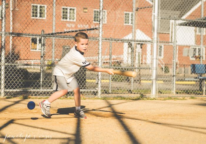 running around baseball diamong-5