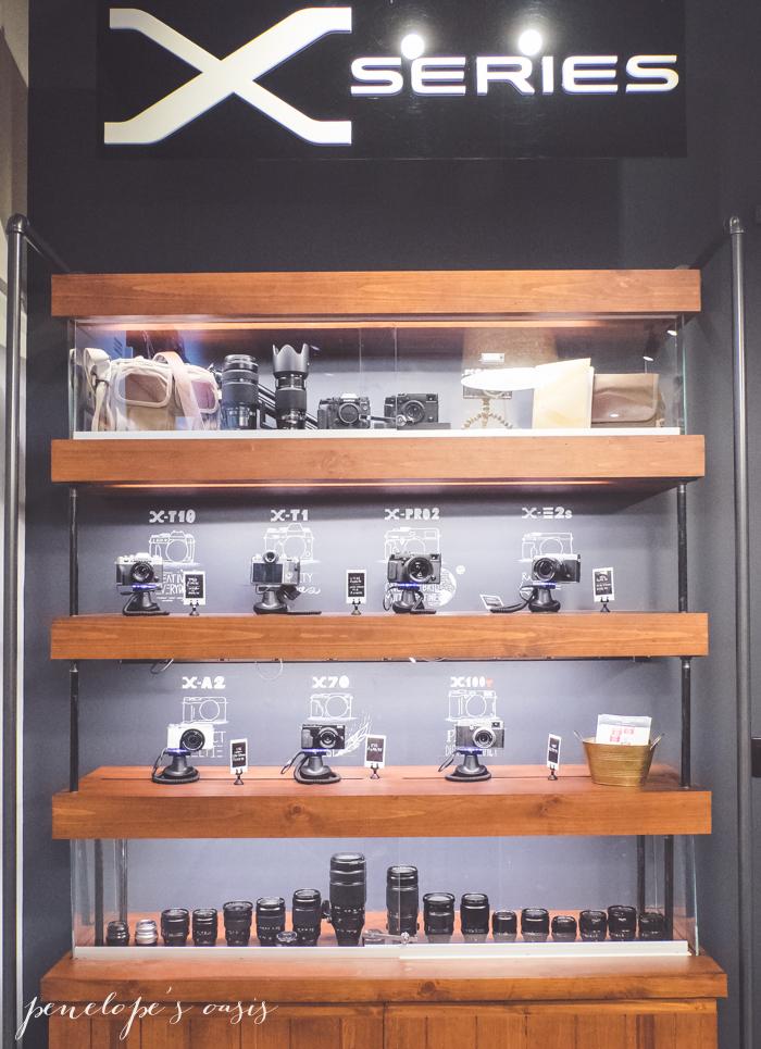 Fujifilm Wonder Shop NYC shop