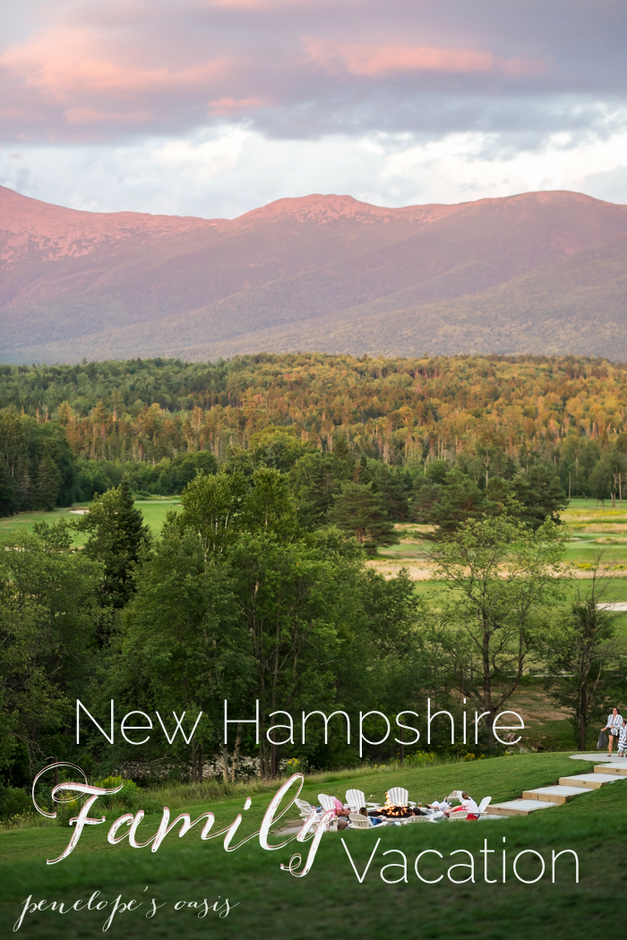 New Hampshire Family Vacation Review