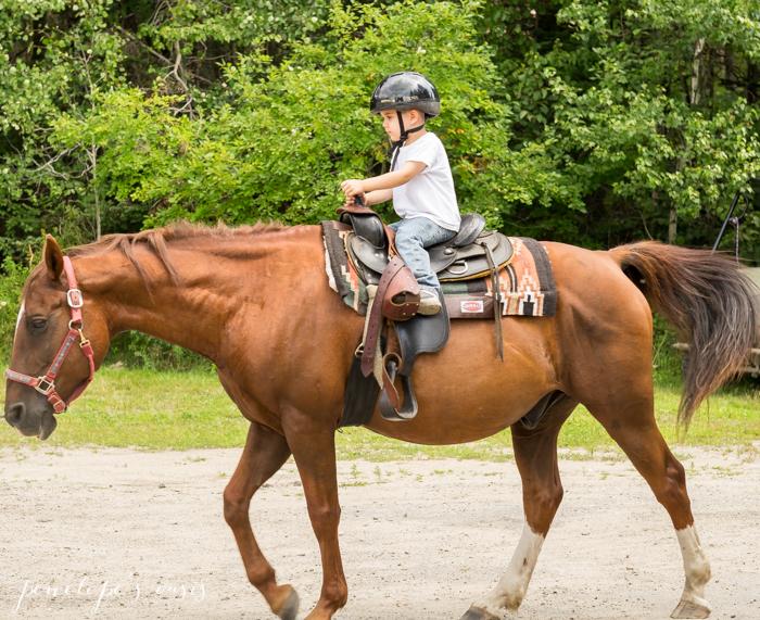 New Hampshire Horseback Riding-8