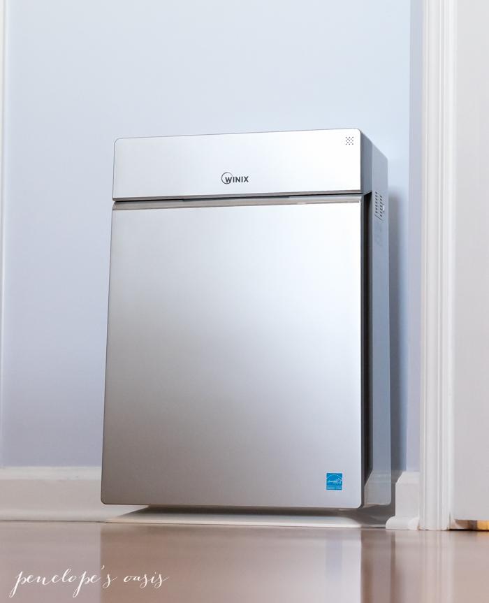 Smart Homes Have Clean Air A Winix Hr1000 Wifi Air