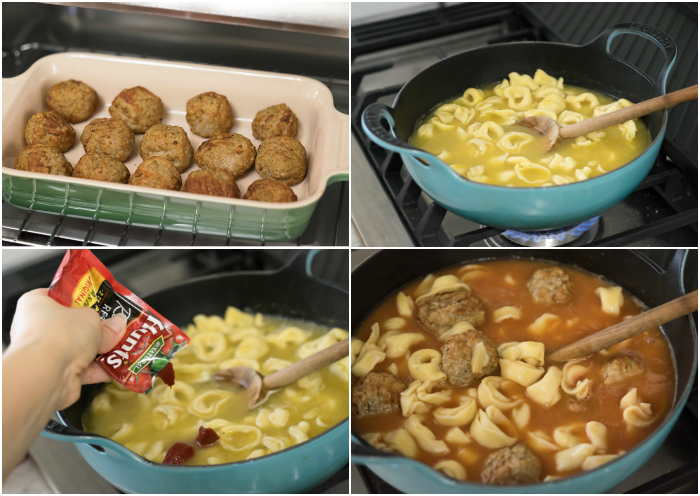 turkey-meatballs-tortellini-soup