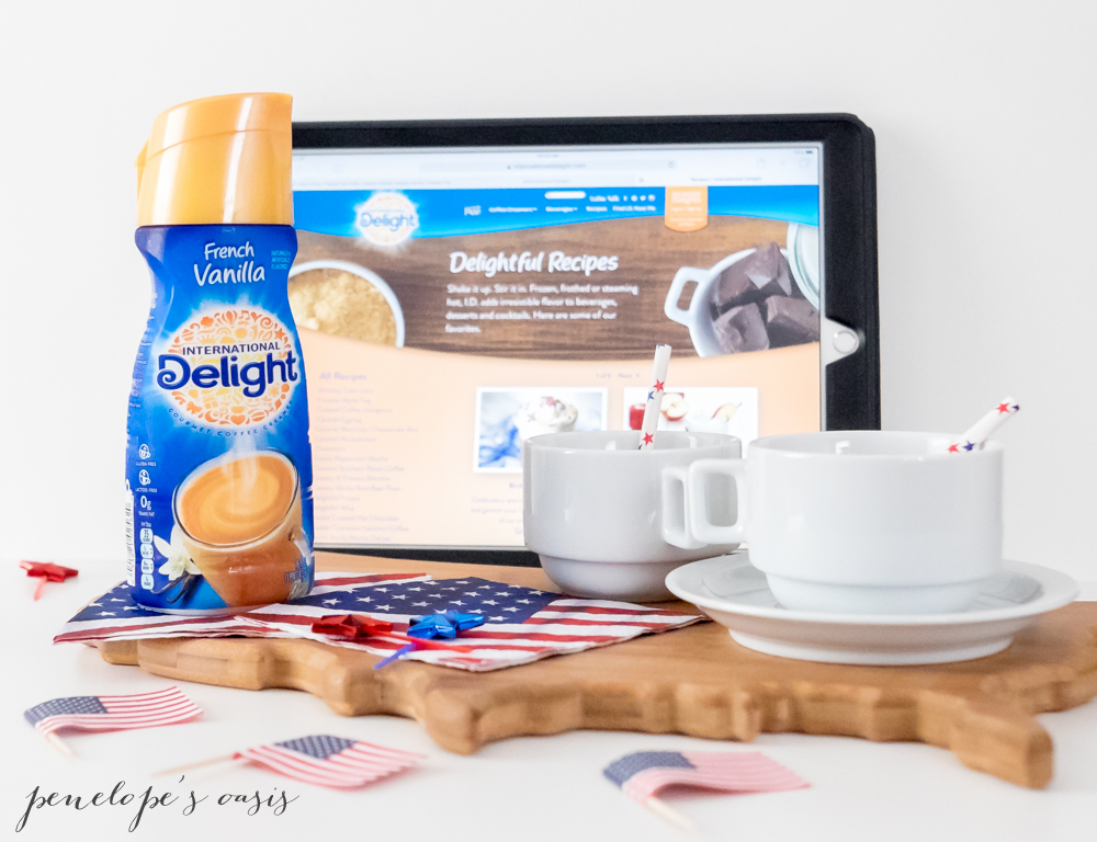 Memorial Day International Delight