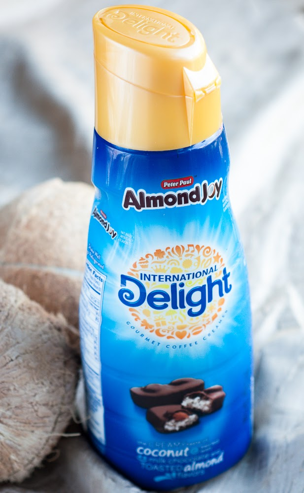 Almond Joy International Delight Freezer Pops