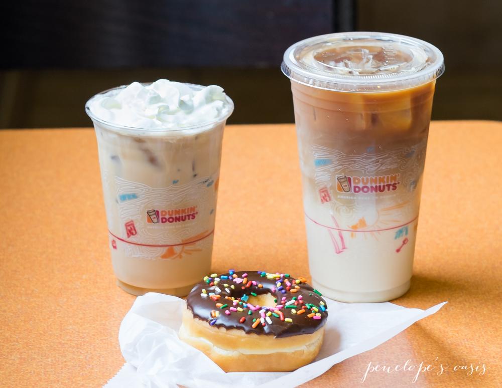 Dunkin Donuts Hot Drink Menu