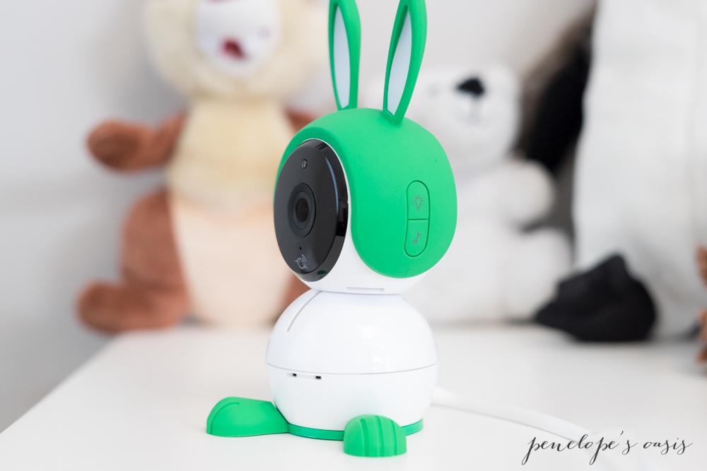 arlo baby camera monitor