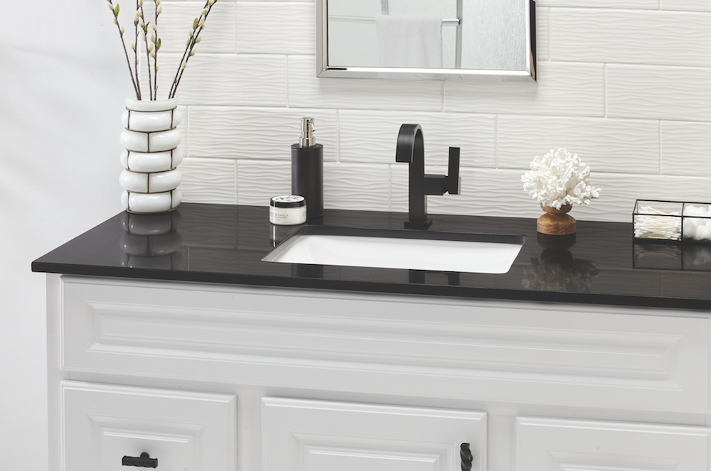 Bathroom Vanity Surfaces