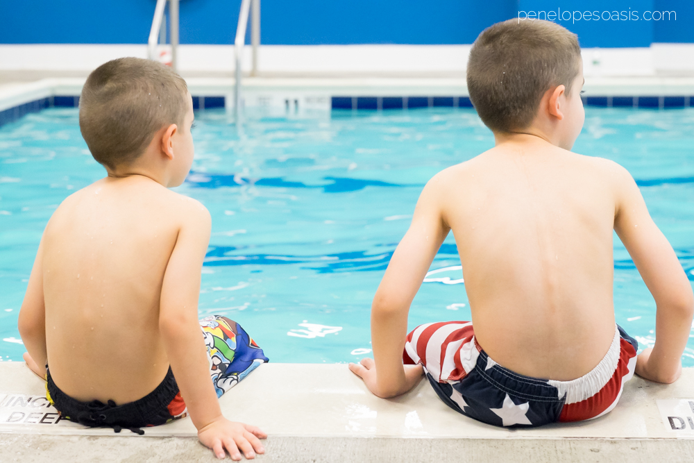 Swimming Lessons safet swim