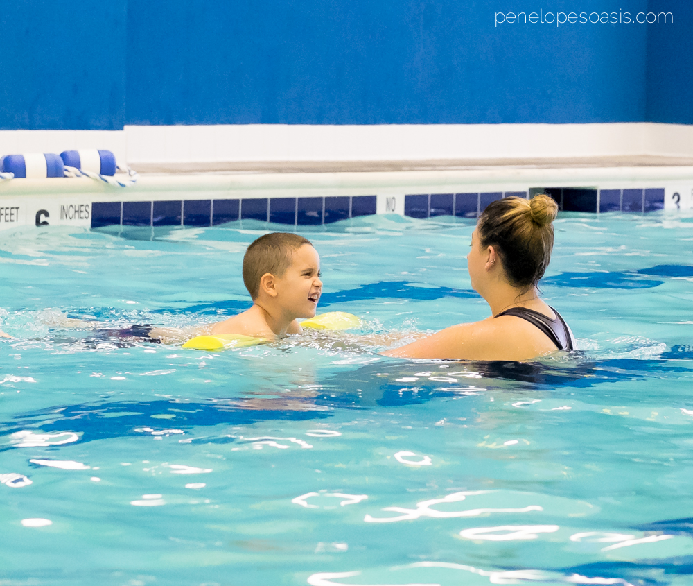 Swimming Lessons 11040