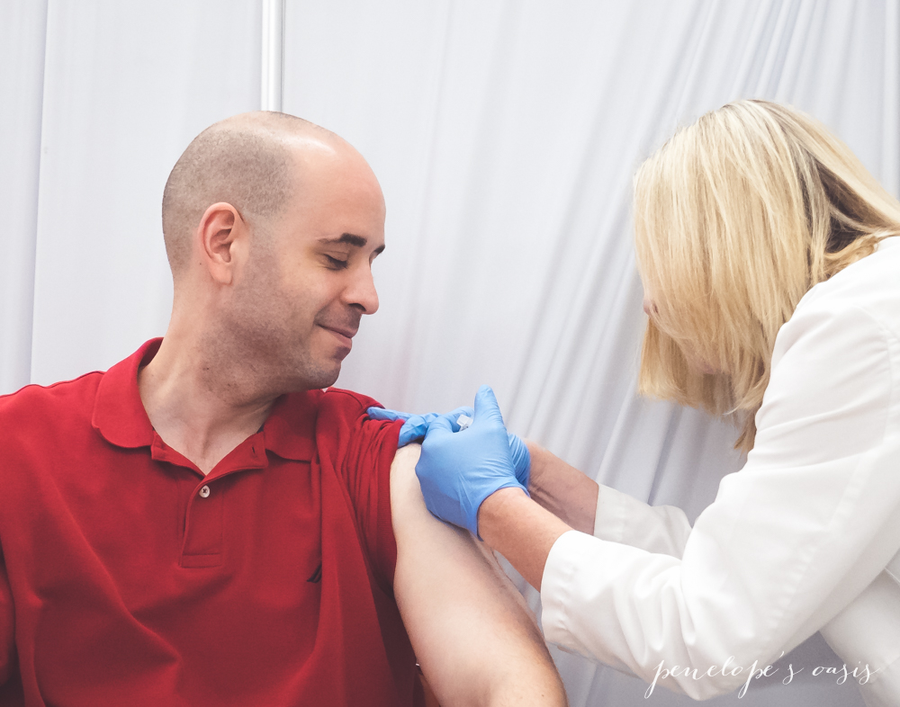 flu shot on demand