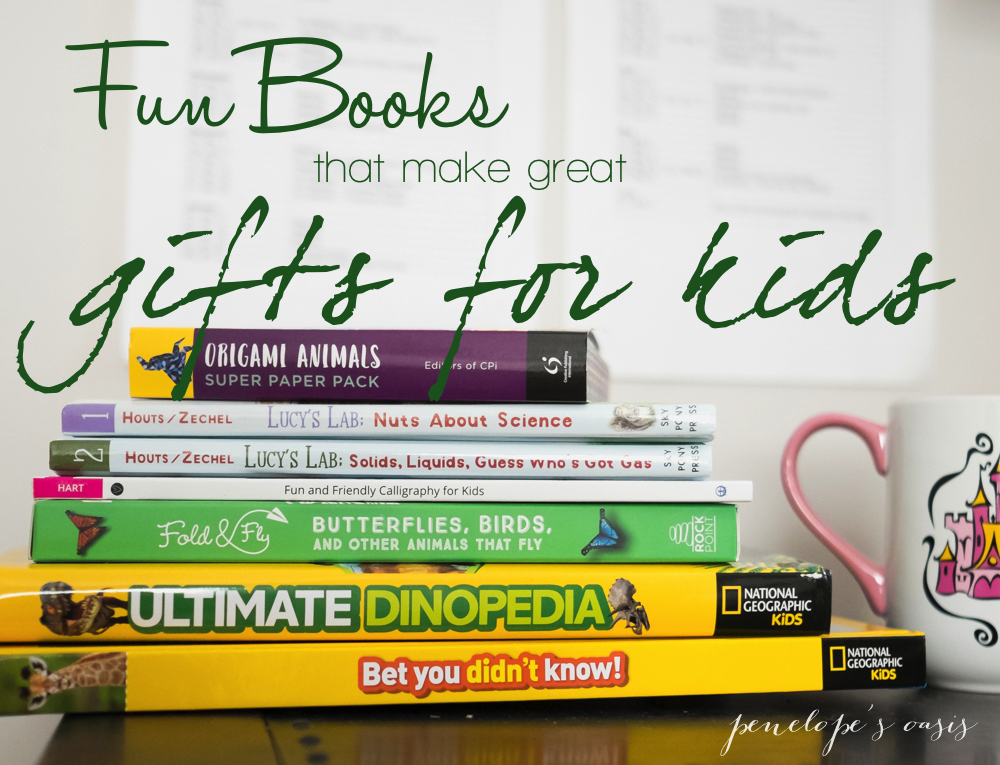 best books for kids gifts
