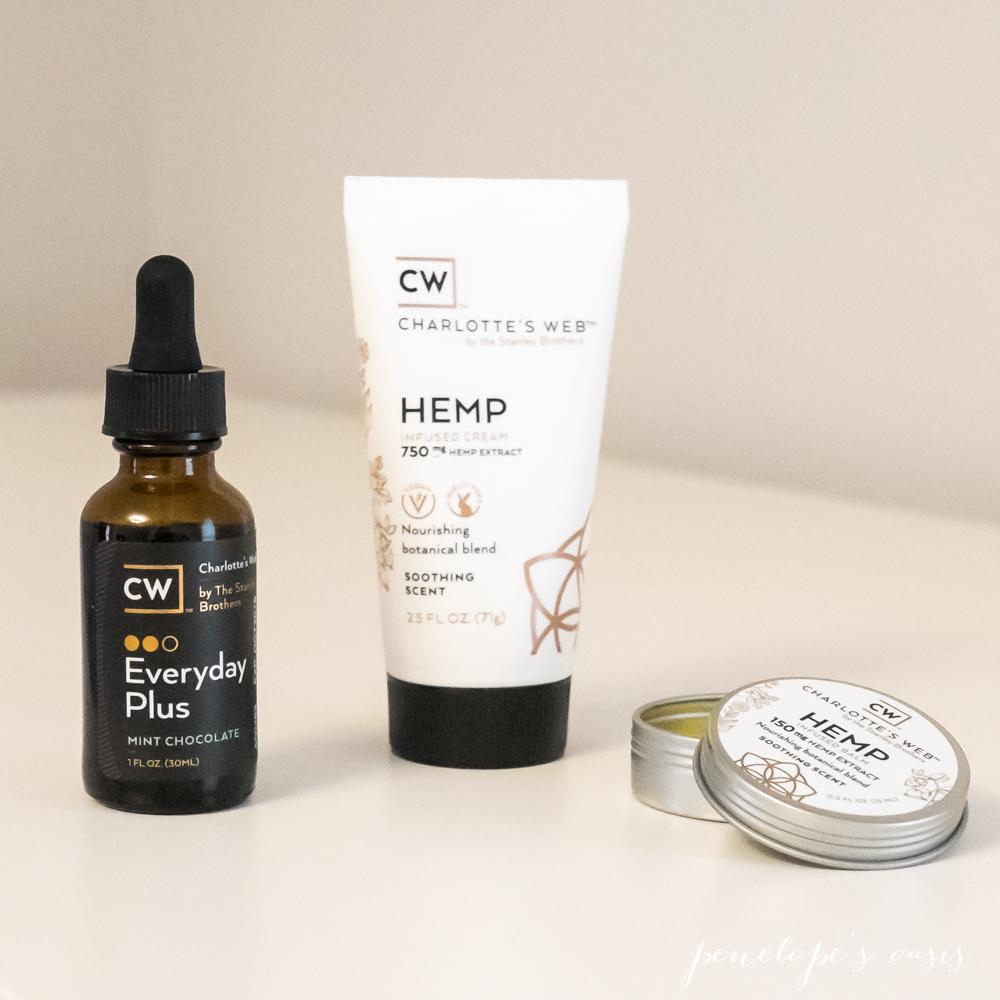 hemp extract skincare