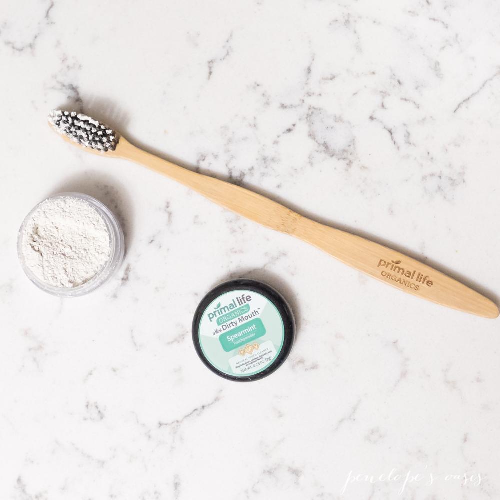 natural skincare and dental care