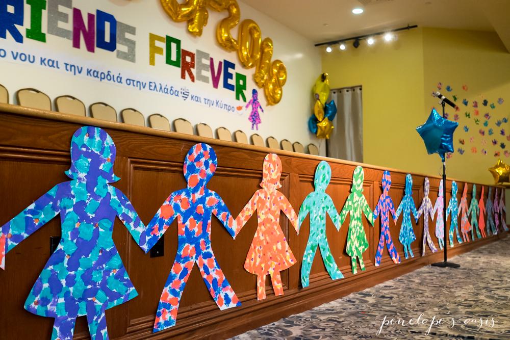 kindergarten stepping up