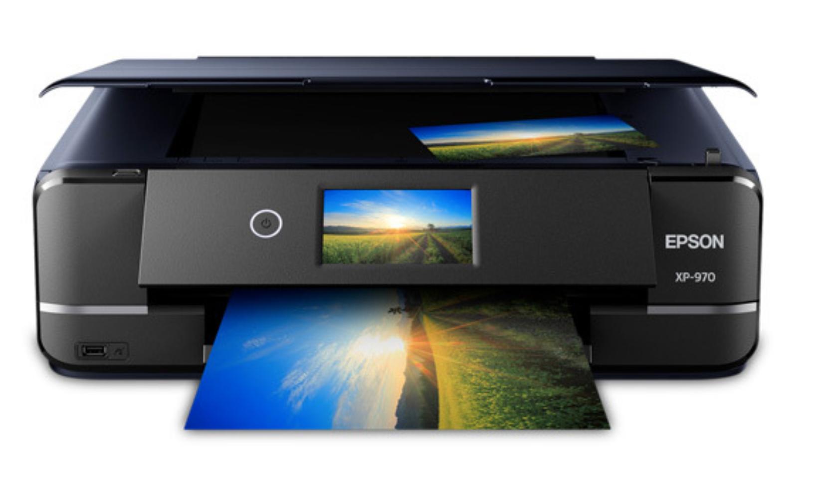 Epson Expression Premium XP-970 Photo Printer
