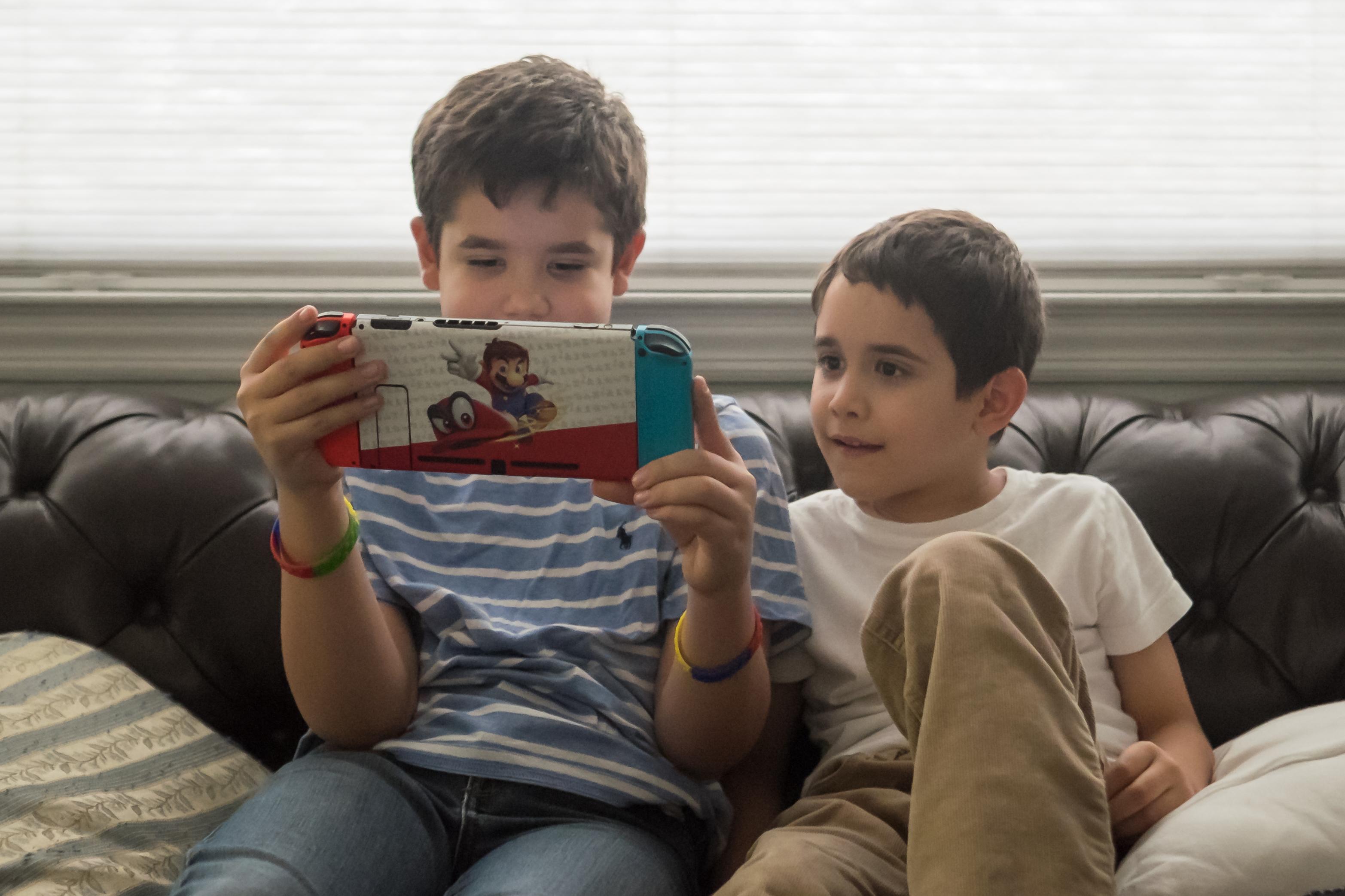 Nintendo Switch Gaming
