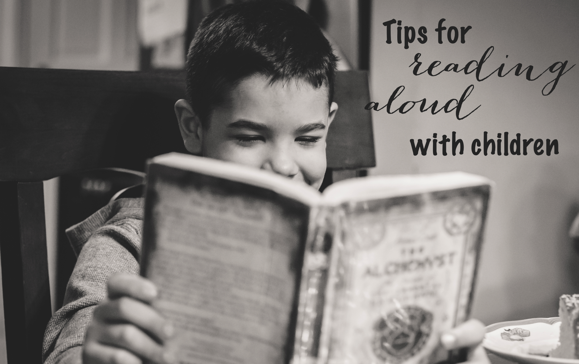 tips benefits for reading aloud with children